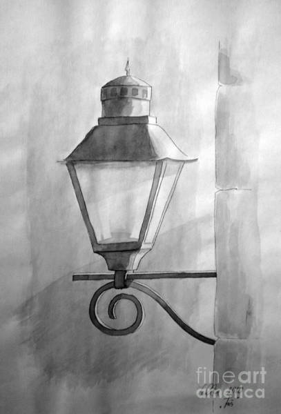 Waiting For Night Art Print by Eleonora Perlic