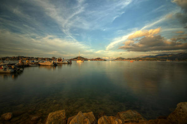 Elba Photograph - Waiting For The Blue Hour by Tommaso Di Donato