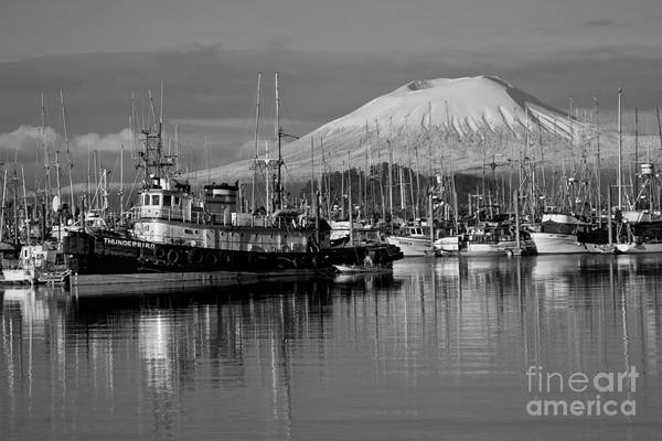 Wall Art - Photograph - Waiting For The Herring Run Bw by Scarlett Images Photography