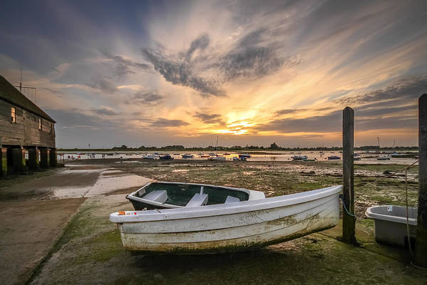Photograph - Waiting For The Tide by Jacqui Collett
