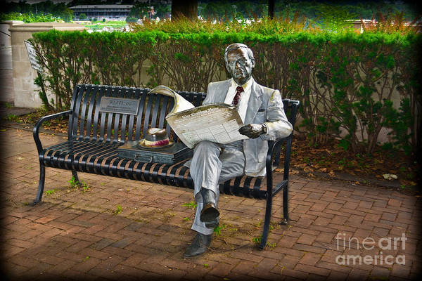 Photograph - Waiting by Gary Keesler