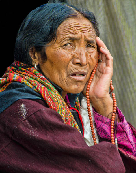 Northern India Photograph - Waiting In Dharamsala For The Dalai Lama by Don Schwartz