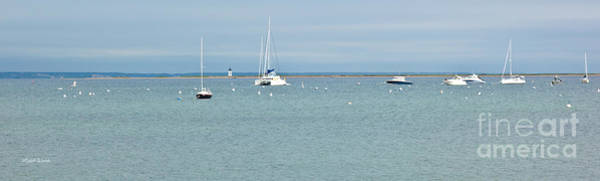 Provincetown Harbor Photograph - Waiting In Provincetown by Michelle Constantine