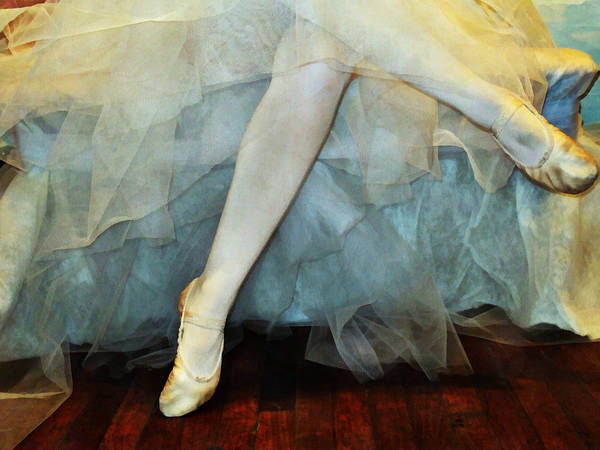 Photograph - Waiting In The Wings by Angelina Tamez