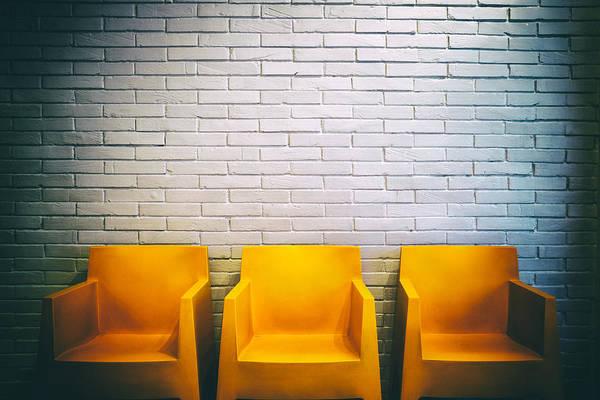 Photograph - Waiting Room by Fabrizio Troiani