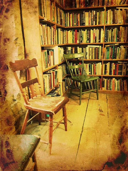 Photograph - Waiting Room by Richard Reeve