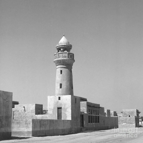 Photograph - Wakrah Mosque by Paul Cowan