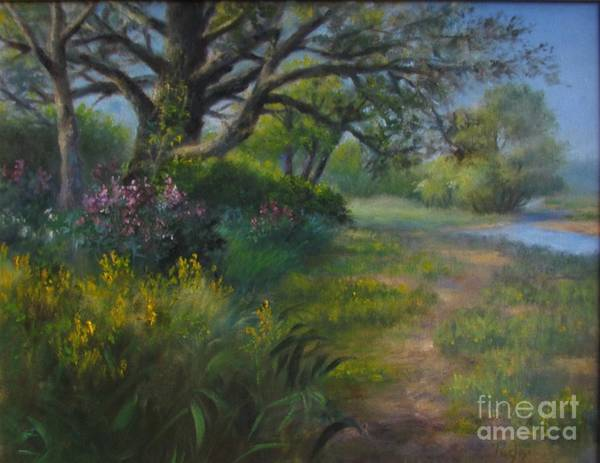 Painting - Walk Into Summer by Bill Puglisi