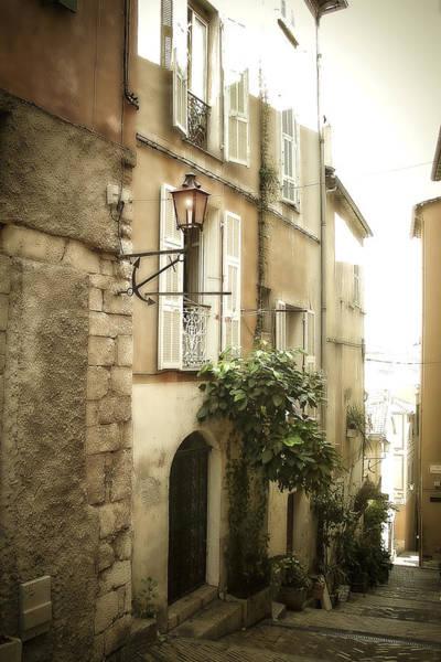 Photograph - Walk Through Villefranche by Julie Palencia