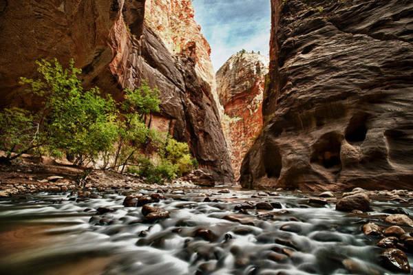 Wall Art - Photograph - Walkin On Water by Juan Carlos Diaz Parra