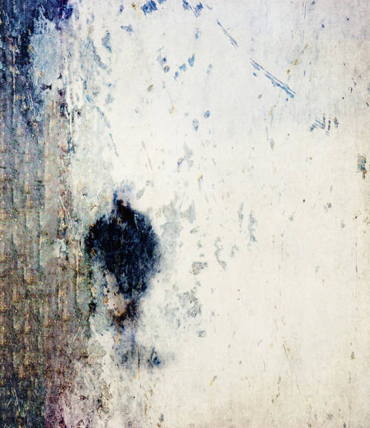 Walking In The Rain Wall Art - Photograph - Walking In The Rain by Carol Leigh