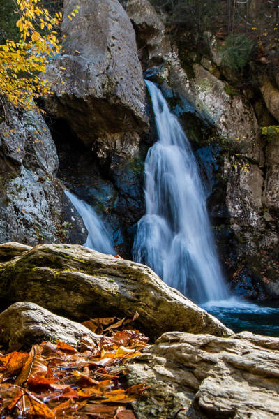 Photograph - Walking To The Falls by Dave Hahn