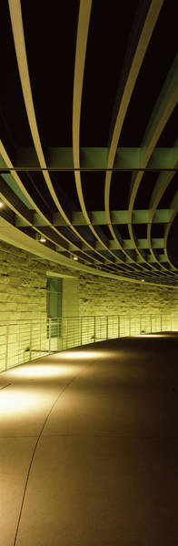 Silicon Valley Wall Art - Photograph - Walkway Of A City Hall, San Jose City by Panoramic Images