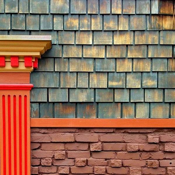 Wall Art - Photograph - Wall Detail by Julie Gebhardt