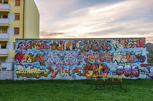 Photograph - Wall Of Art by Tgchan