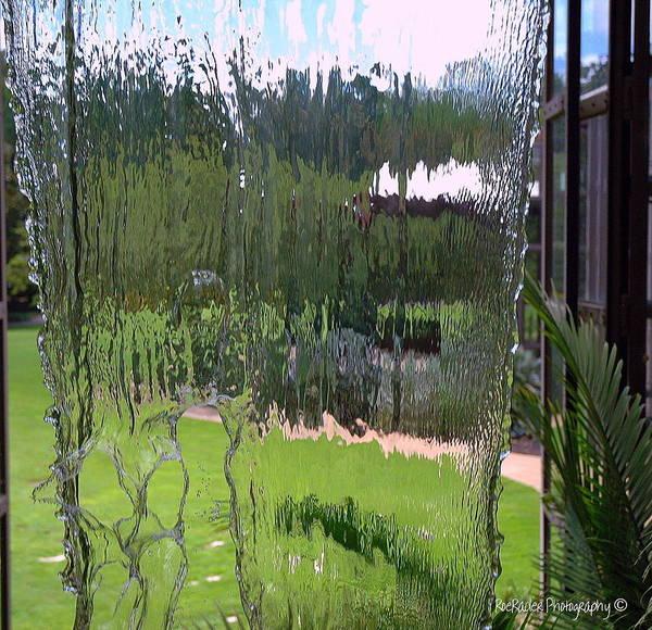 Rader Photograph - Wall Of Water At Callaway Gardens by Roe Rader