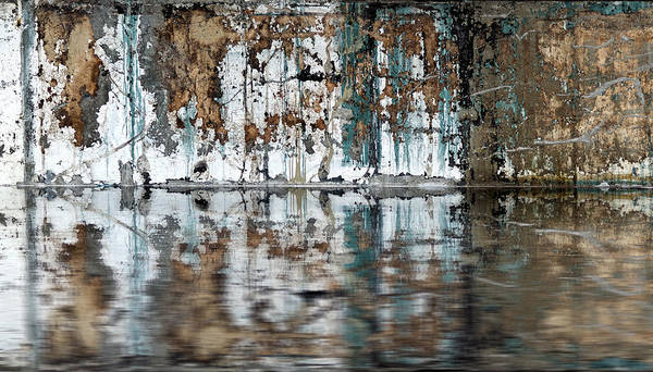Photograph - Wall by Rick Mosher