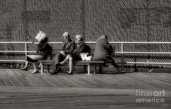 Photograph - Walls by Jeff Breiman