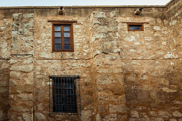 Photograph - Walls Of The Alamo 1 by Melinda Ledsome