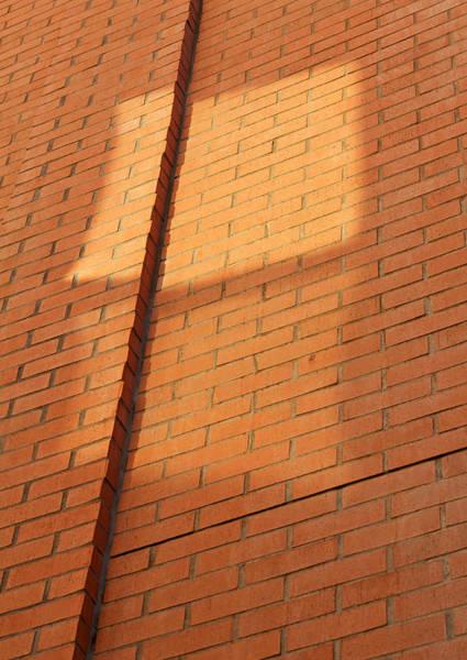 Photograph - Walls Reflect Openings 2013 by James Warren