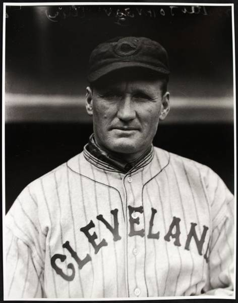 Walter Photograph - Walter Johnson by Gianfranco Weiss