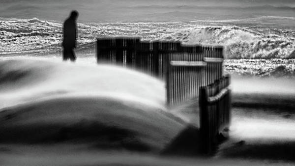 Atlantic Photograph - Wander I Go by Paulo Abrantes