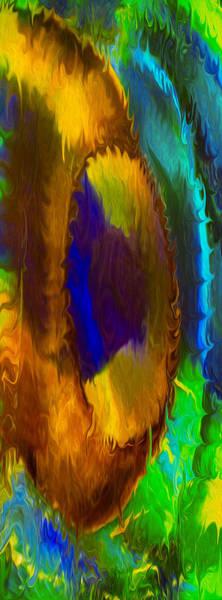 Painting - Wandering Eye by Omaste Witkowski