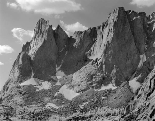 Photograph - 109646-war Bonnet And Warrior 1, Wind Rivers by Ed  Cooper Photography