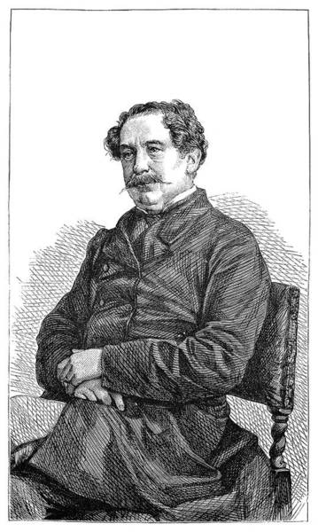 Wall Art - Painting - War Correspondent, 1871 by Granger