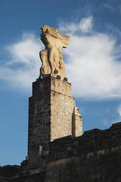 Basque Photograph - War Memorial, Getaria, Guipuzcoa by Panoramic Images