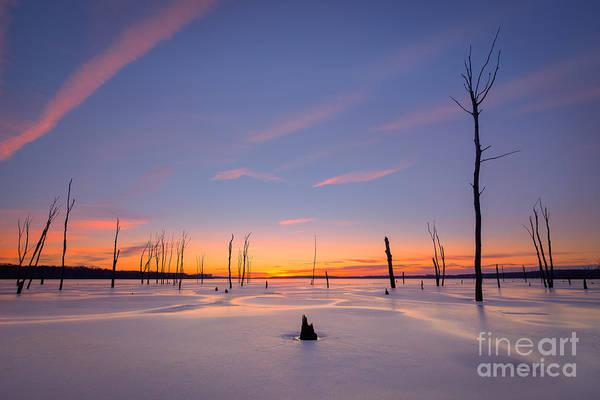 Nikon D800 Wall Art - Photograph - Warm Ice by Michael Ver Sprill