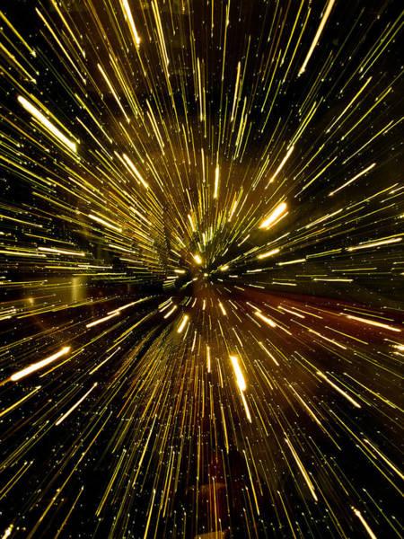 Hakon Photograph - Warp Speed by Hakon Soreide