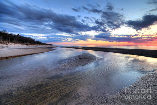 Warren Dunes State Park Art Print by Twenty Two North Photography
