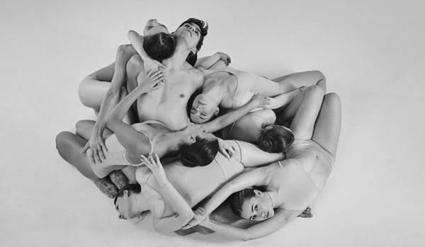 Wall Art - Photograph - Warsaw Ballet by Piotr Leczkowski