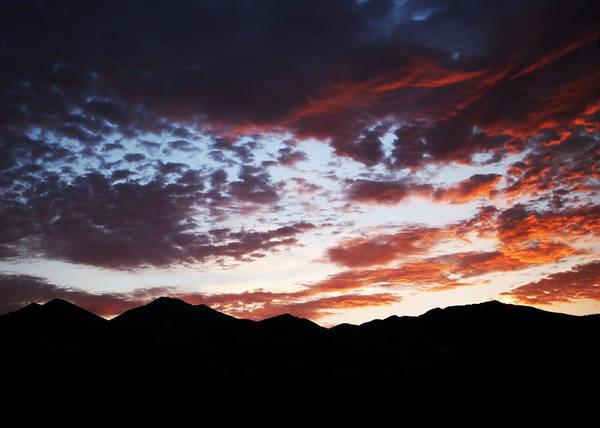 Photograph - Wasatch Sunrise by Rona Black