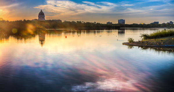 Wall Art - Photograph - Wascana by Chris Halford