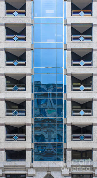 Photograph - Washington Building by Steven Ralser