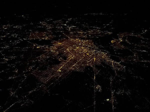 Photograph - Washington Dc At Night II by Greg Reed