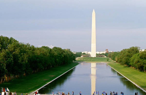 Wall Art - Photograph - Washington Monument by Alison Wright