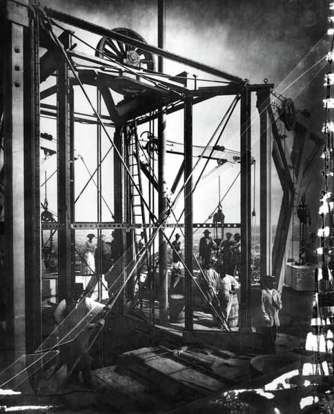 Photograph - Washington Monument, C1880 by Granger