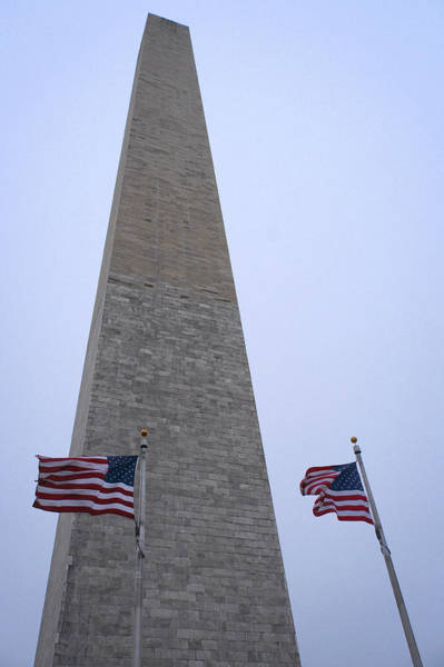 Photograph - Washington Monument by George Taylor