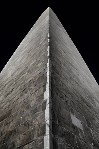 Photograph - Washington Monument by Marianna Mills