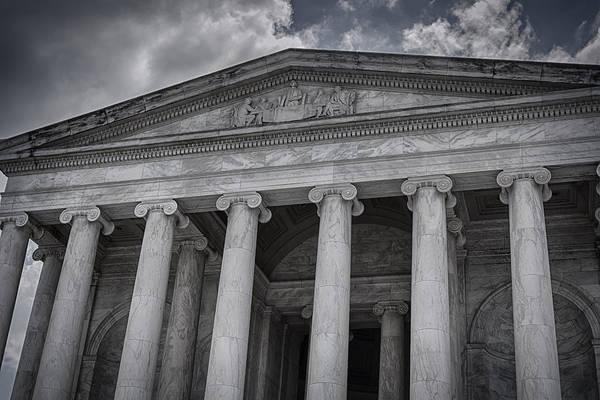Photograph - Washington Pantheon by Joan Carroll