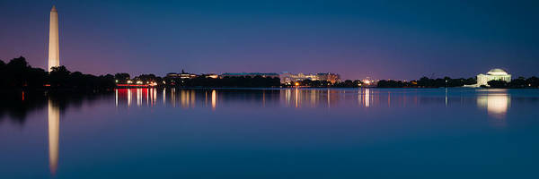 Photograph - Washington Skyline by Sebastian Musial