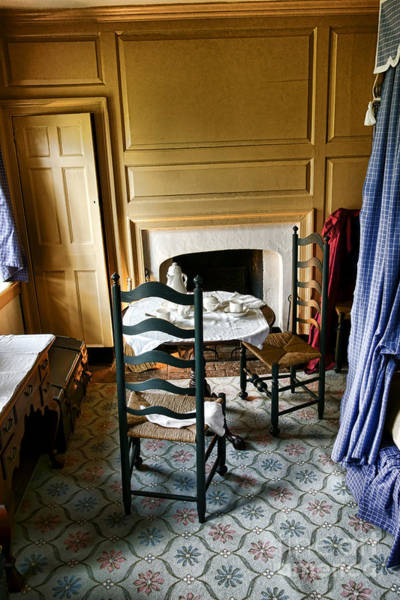 Continental Army Photograph - Washington Slept Here by Olivier Le Queinec