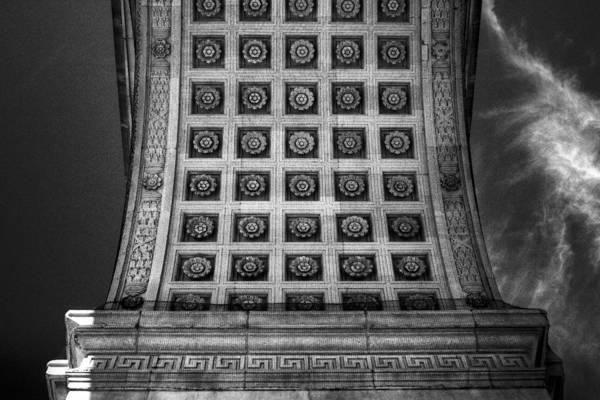 Photograph - Washington Square Arch by Dave Beckerman