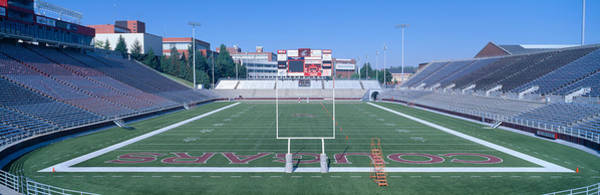 Napoleon Photograph - Washington State University Football by Panoramic Images