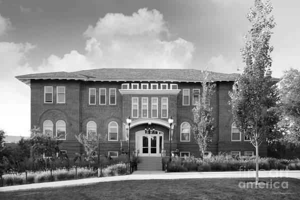 Photograph - Washington State University Van Doren Hall by University Icons