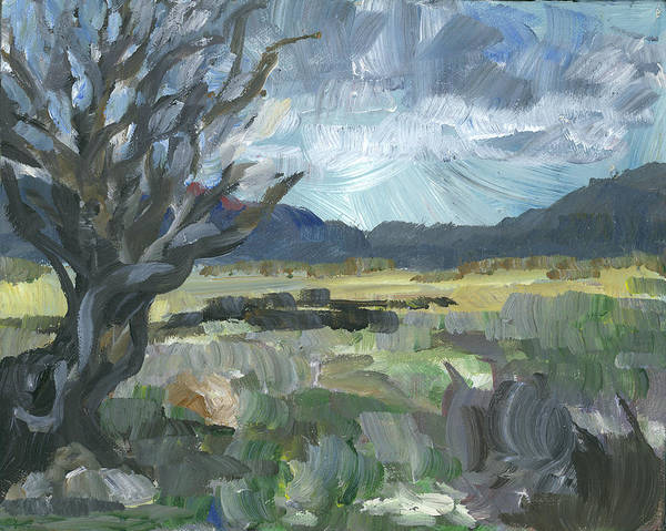 Painting - Washoe Valley by Susan Moore