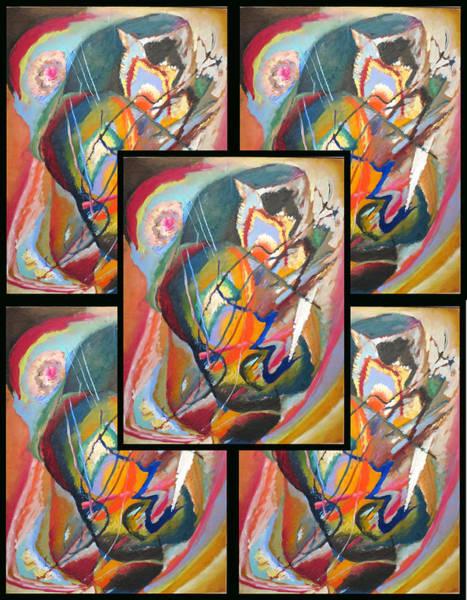 Painting - Wassily Kandinsky 2 by Wassily Kandinsky